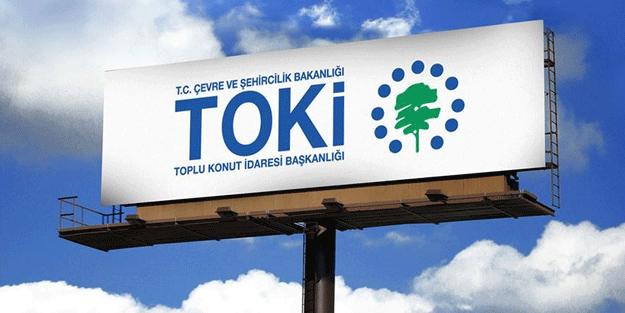 TOKİ'den
