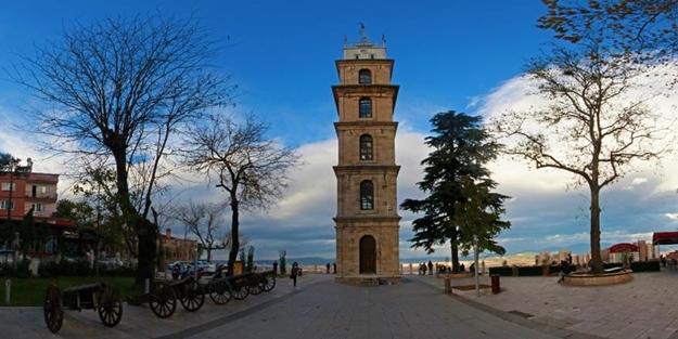 Tophane Saat Kulesi - Bursa