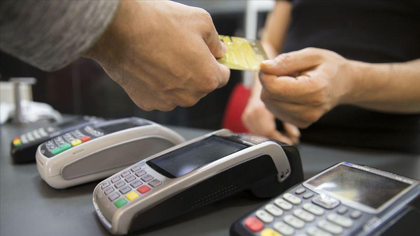 Toplam kartlı ödeme tutarı 2019'da 1 trilyon TL'ye yaklaştı