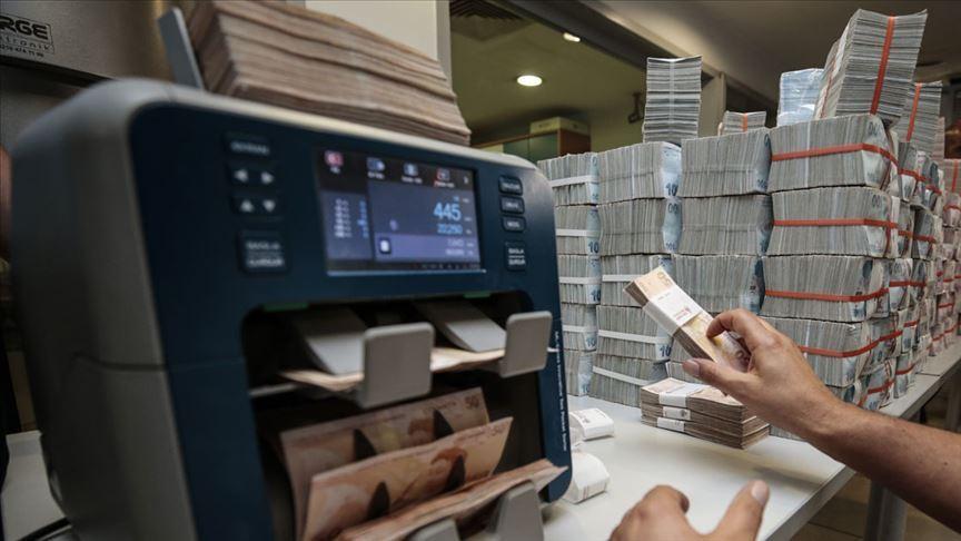 Toplam kredi stoku 3 trilyon lirayı aştı