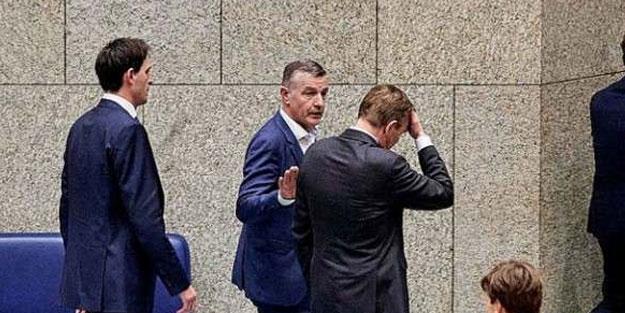 Toplantıda bayılan Bakan istifa etti