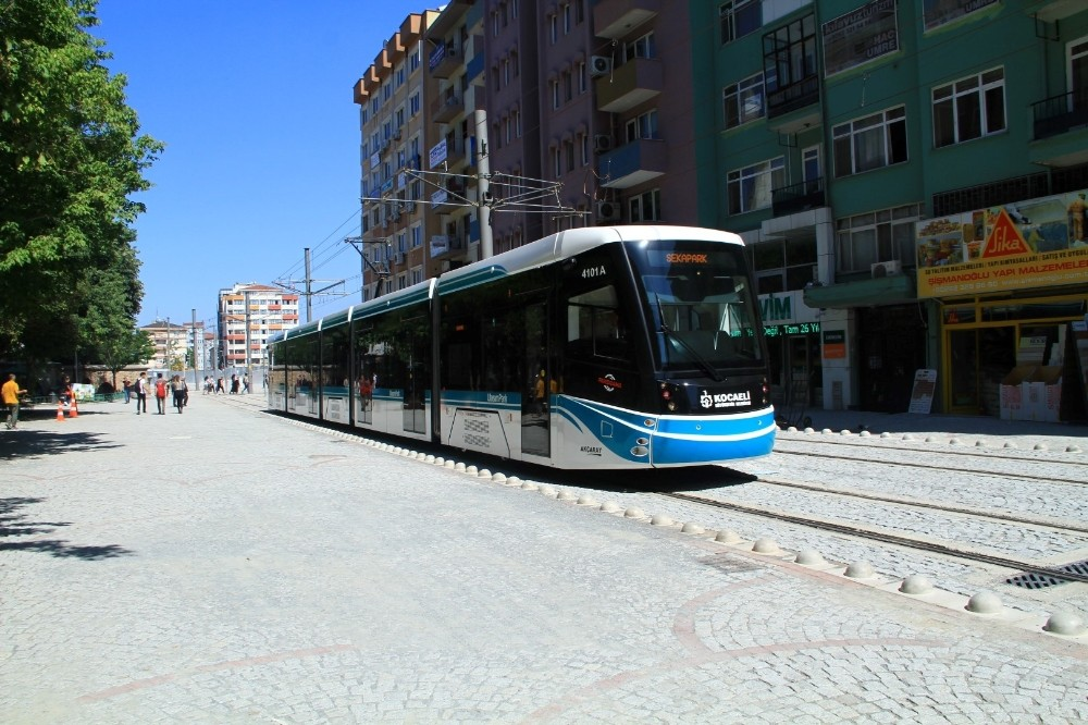 Toplu ulaşım araçları 15 Temmuz'da ücretsiz