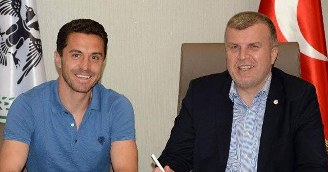 Torku Konyaspor Rangelov'un sözleşmesini uzattı