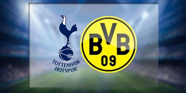 Tottenham Borussia Dortmund Şampiyonlar Ligi maçı saat kaçta hangi kanalda?