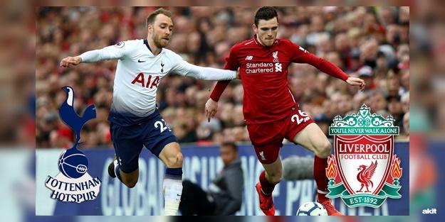 Tottenham Liverpool Premier Lig maçı ne zaman, saat kaçta ve hangi kanalda?