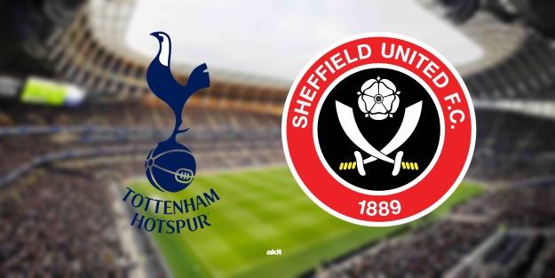 Tottenham Sheffield United maçı ne zaman saat kaçta hangi kanalda?
