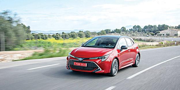 Toyota Corolla Hatchback yeniden Türkiye yollarında