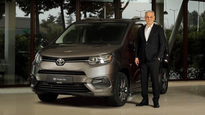 Toyota, hafif ticari araç segmentinde yeni bir sayfa açıyor! Hoş geldin Proace City