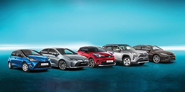 Toyota, hibritte fark attı satışlarını yüzde 217 artırdı