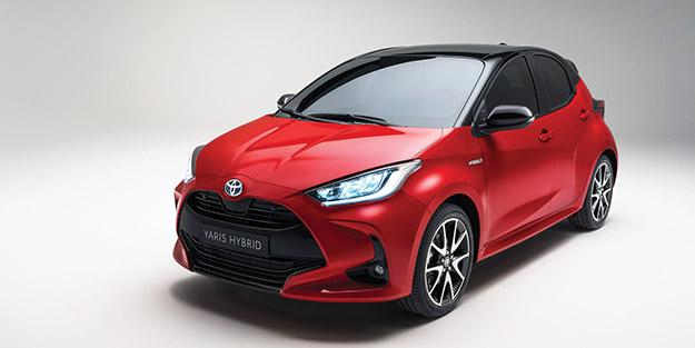 Toyota Yaris yenilendi