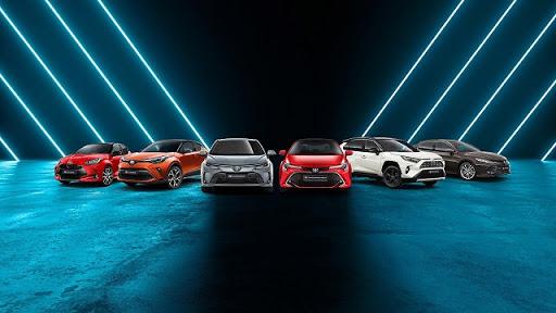 Toyota'dan EZBER BOZAN çılgın bahar kampanyası