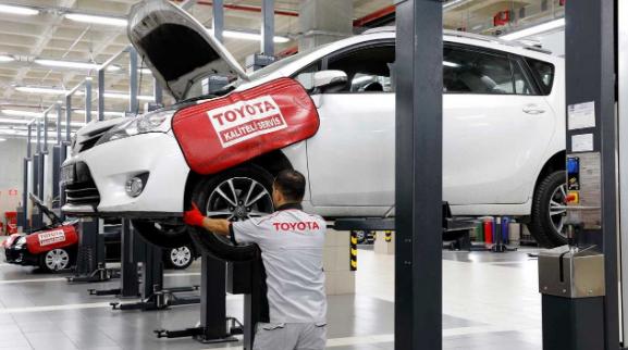 """Toyota'dan """"İlkbahara Hazırlık"""" servis kampanyası"""