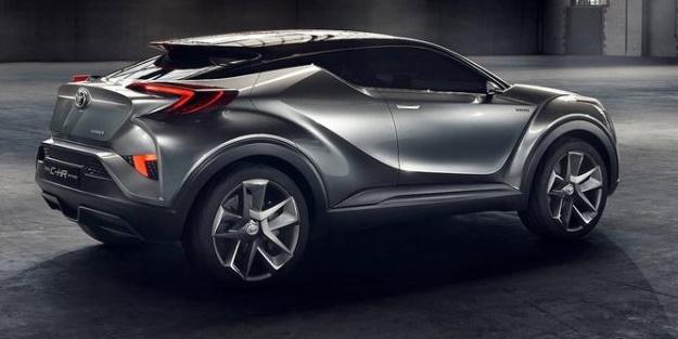 Toyota'dan inanılmaz model - FOTO
