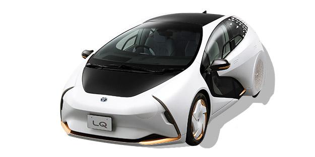 "Toyota'dan yeni ""LQ"" konsepti"