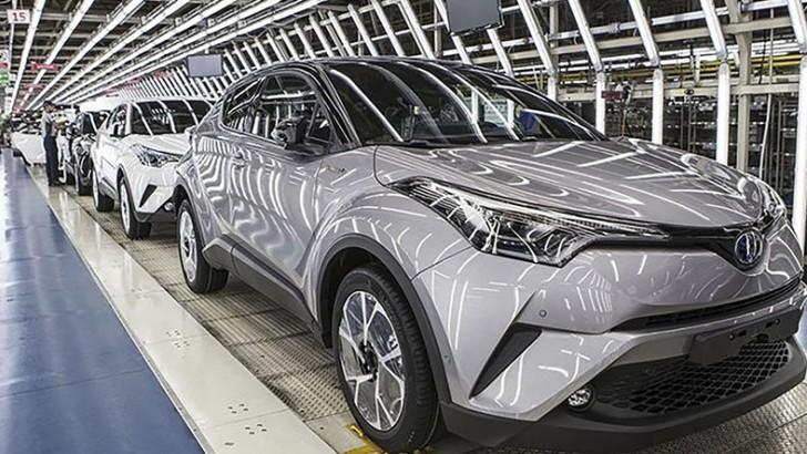 Toyota'ya rekor geldi