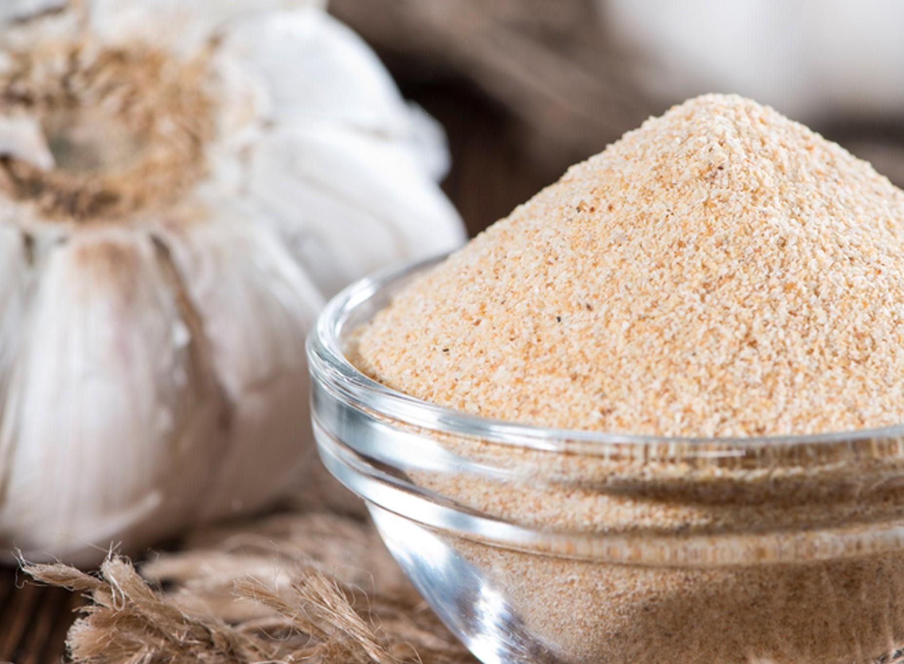 Toz sarımsak nasıl yapılır?
