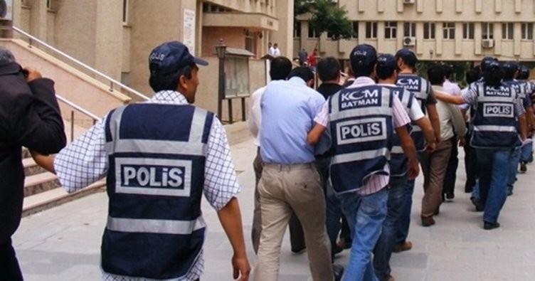 Trabzon merkezli FETÖ operasyonunda 5 terörist yakalandı