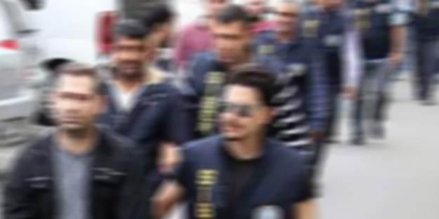 Trabzon'da FETÖ operasyonu: 12 kişi gözaltına alındı