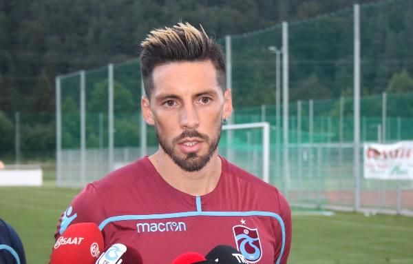 Trabzon'da kalacak mı? Sosa, son noktayı koydu