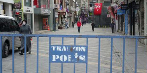 Trabzon'da koronavirüs hareketliliği! Hastaneden kaçtı