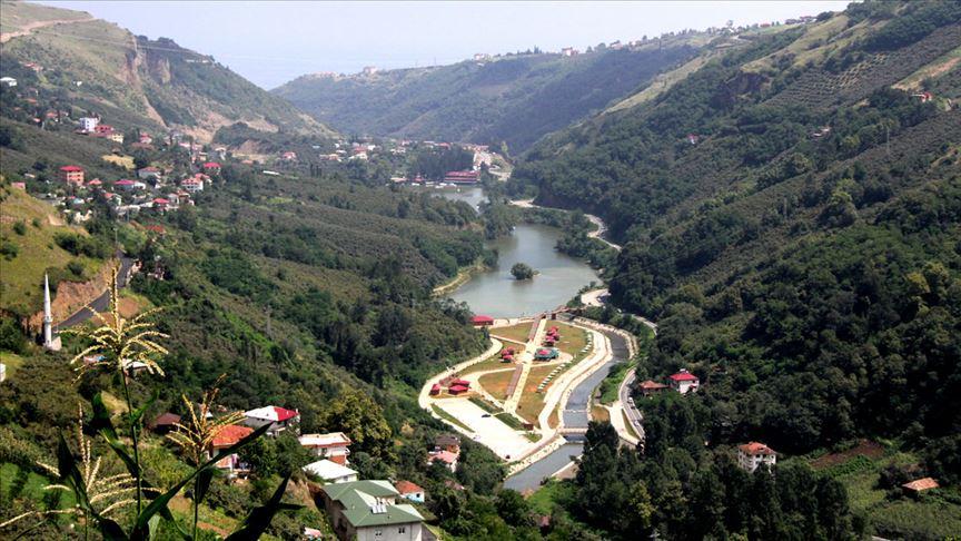 Trabzon'da turizmden 351,8 milyon dolar gelir elde edildi