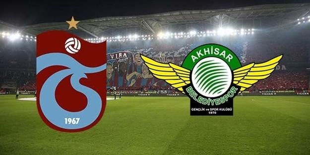 Trabzonspor-Akhisarspor maçından notlar