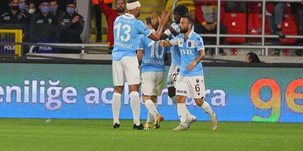 Trabzonspor arayı açıyor!
