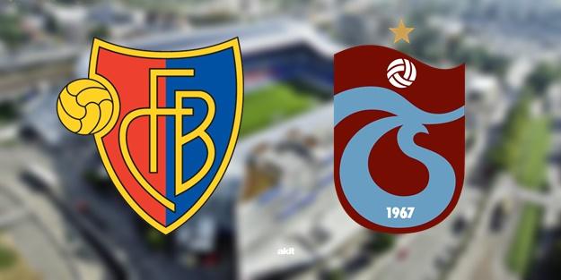 Trabzonspor Basel maçı ne zaman, saat kaçta, hangi kanalda?