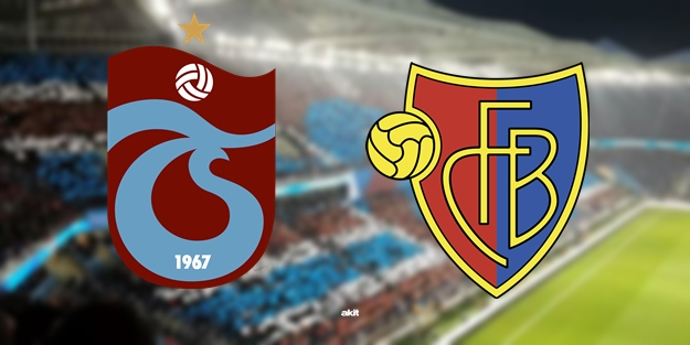 Trabzonspor Basel maçı ne zaman saat kaçta? Trabzonspor maçı hangi kanalda?