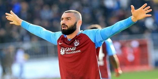 Trabzonspor Burak Yılmaz'ın bonservis bedelini açıkladı