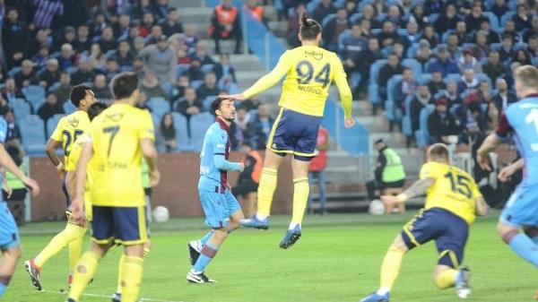 Trabzonspor Fenerbahçe maçı kaç kaç bitti?
