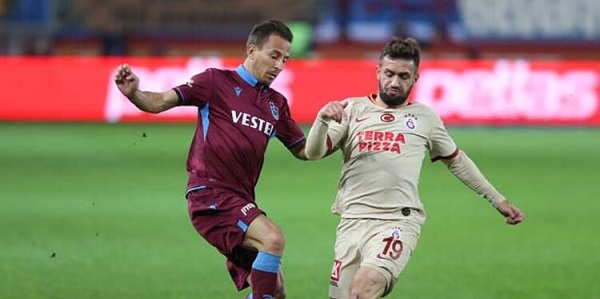 Trabzonspor Galatasaray maçı kaç kaç bitti?