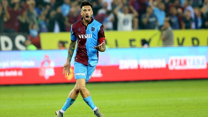 Trabzonspor kaptanıyla mağlup olmuyor