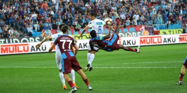 Trabzonspor Kasımpaşa maçı muhtemel 11'leri