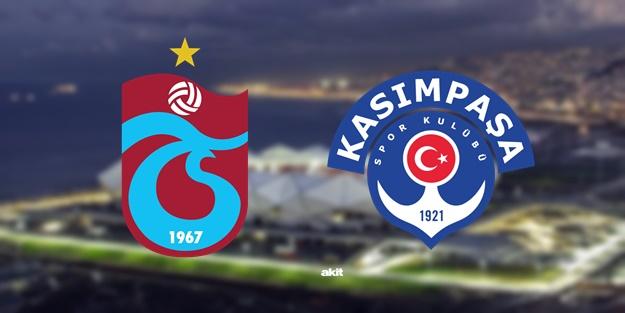 Trabzonspor Kasımpaşa maçı ne zaman saat kaçta hangi kanalda?