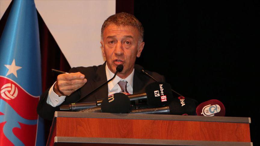 Trabzonspor Kulübü Başkanı Ağaoğlu: Lisans talimatının ciddi şekilde takipçisi olacağız