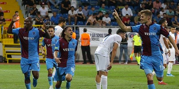 Trabzonspor Malatyaspor maçı canlı takip et