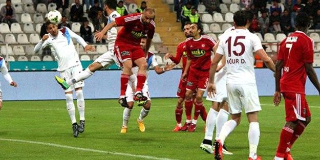 Ve Trabzonspor Avrupa'da