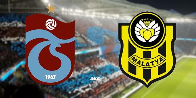 Trabzonspor Yeni Malatyaspor maçı ne zaman hangi kanalda saat kaçta?