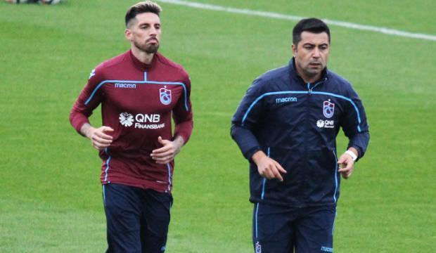 Trabzonspor'a Jose Sosa müjdesi!