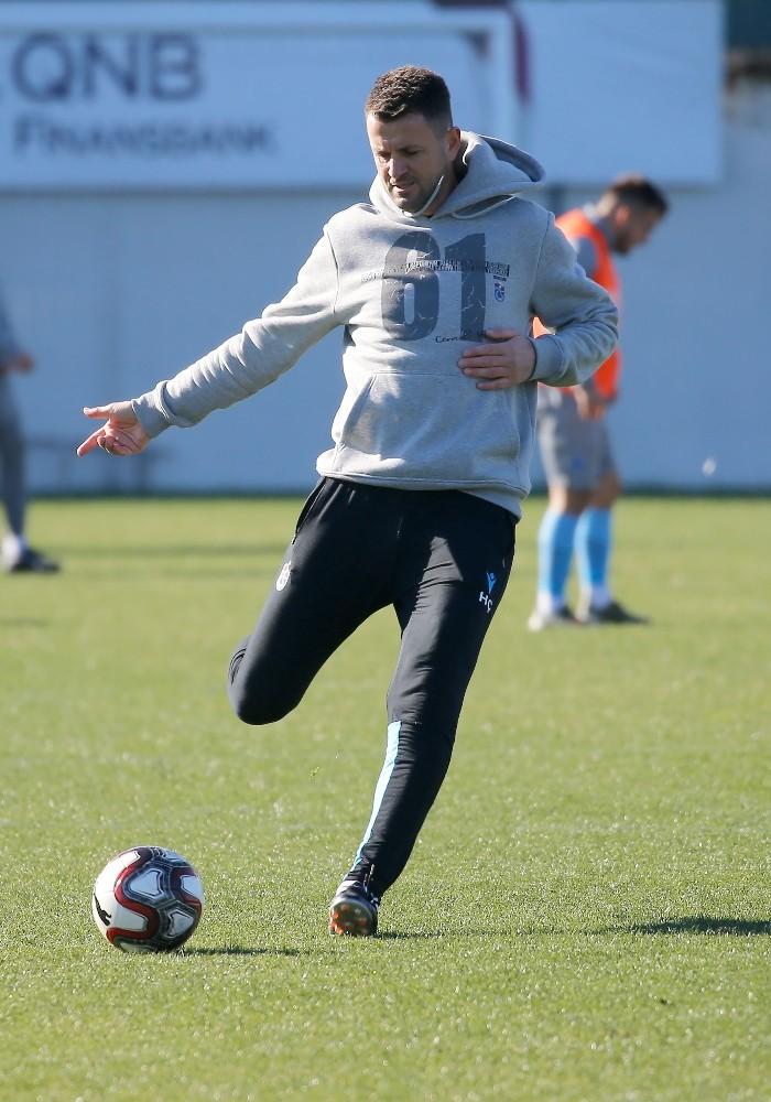 Trabzonspor'da Hüseyin Çimşir heyecanı