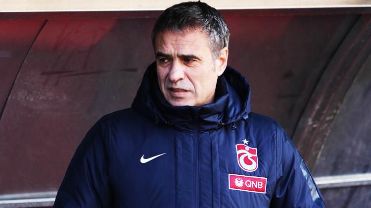 Trabzonspor'da sürpriz Yanal kararı!