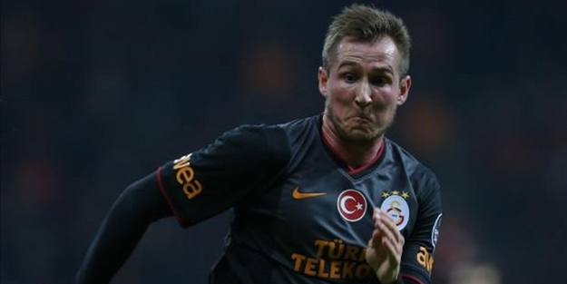 Trabzonspor'dan Hajrovic bombası