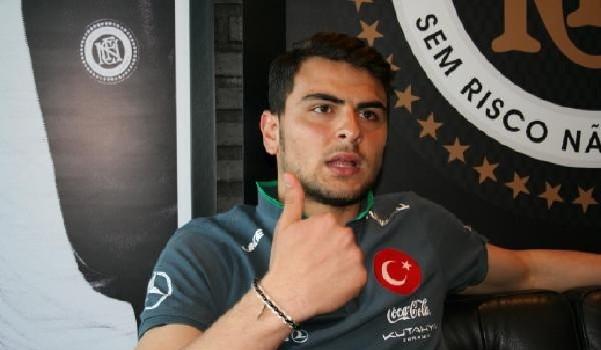 Trabzonsporlu Beşir: Kalıcı olmak istiyorum