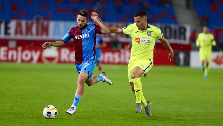 Trabzonspor'u kaç puanı var? Avrupa Ligi C Grubu puan durumu