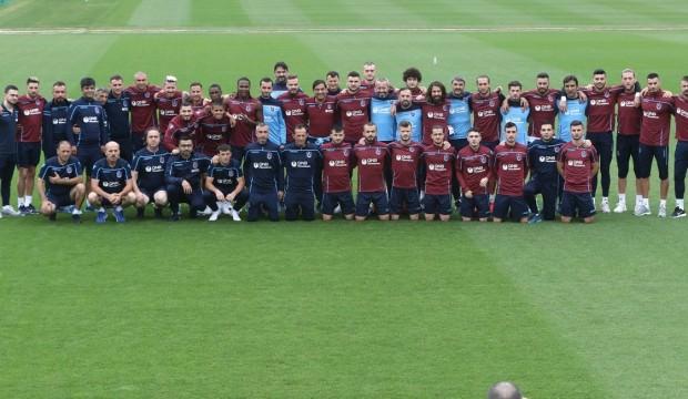 Trabzonspor'un kampı bu sabah başladı