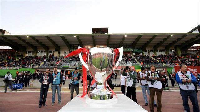 Trabzonspor'un 'kupa'daki rakibi açıklandı