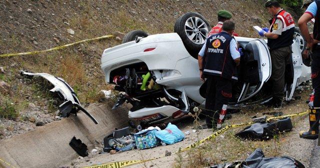 Trafik canavarı iş başında: 8 ölü