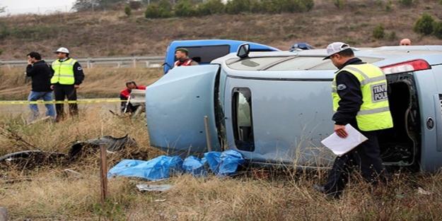 Trafik kazaları bayramda da can aldı: 51 ölü