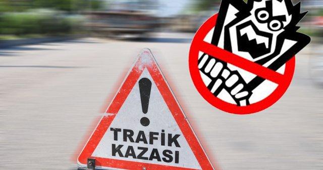 Trafik kazaları can almayı sürdürüyor